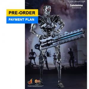 Hot Toys: MMS352 Terminator Genesis: Endoskeleton 1/6 Scale Collectible Figure