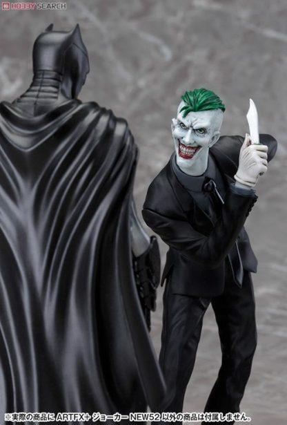 DC Comics The Joker New 52 Version