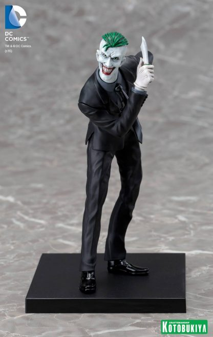 DC Comics The Joker New 52 Version