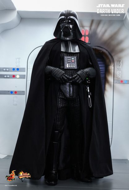 Hot Toys: MMS279 Star Wars: Episode VI A New Hope: Darth Vader 1/6 Scale Collectible Figure