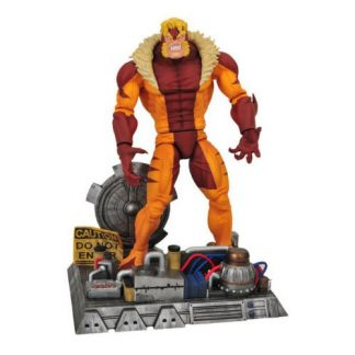 Marvel Select Sabretooth