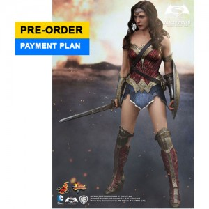 Hot Toys : MMS359 Batman Vs Superman: Dawn of Justice Wonder Woman 1/6 Scale Collectible Figure