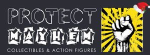 Project Mayhem Collectibles & Action Figures | Durban, South Africa