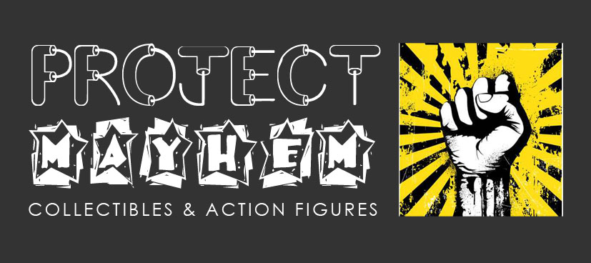 Project Mayhem Collectibles & Action Figures Durban South Africa