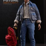 Hot Toys: Back to the Future Marty McFly Project Mayhem Action Figures Durban
