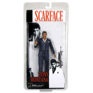 Scarface Navy Suit Variant