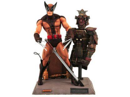 Marvel Select: Wolverine Brown Suit (Samurai)