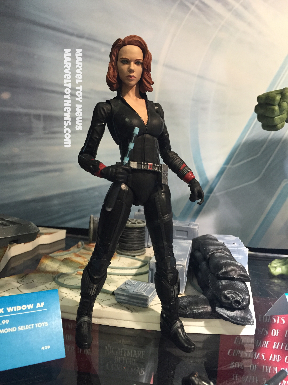 Black Widow Age Ultron: Marvel Select: Avengers Age Of Ultron Black Widow Movie
