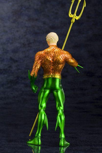 DC Comics Justice League Aquaman New 52 ArtFX+ Statue