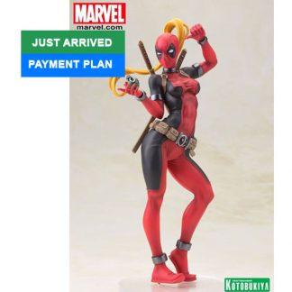 Bishoujo Marvel Lady Deadpool