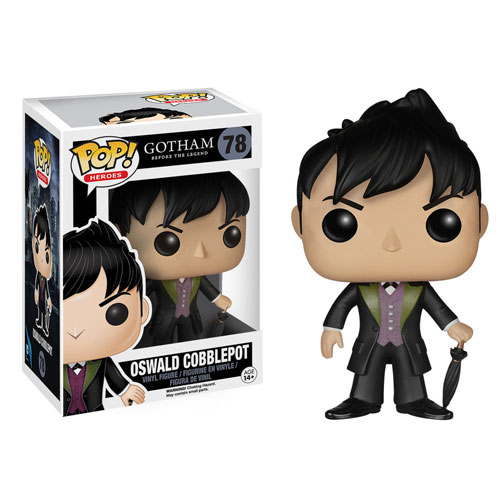 Pop Vinyl Gotham Tv Series Oswald Cobblepot Penguin