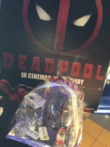 Deadpool Chimichanga Night - 12/02/2016, 8PM, IMAX, Gateway, Durban